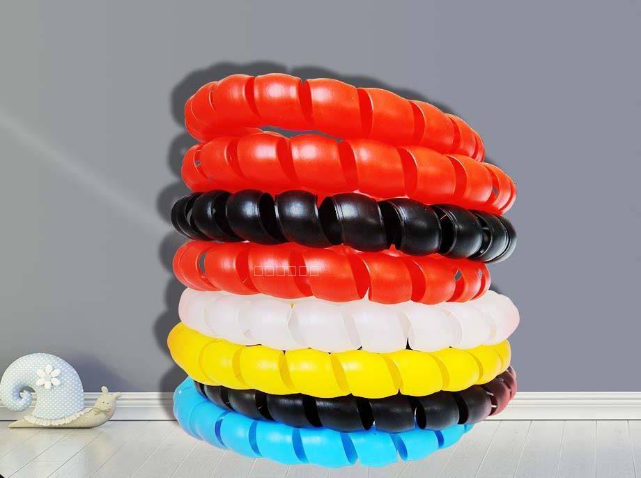空调管防晒螺旋保护套 2